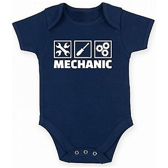 Body neonato blu navy dec0213 mechanic