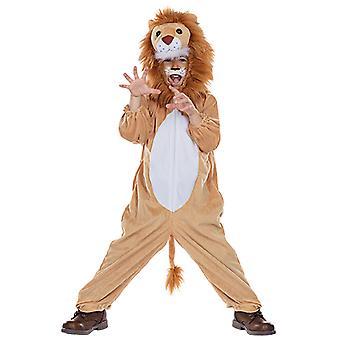 Leone animale costume di Marley Lion kinder costume ragazza ragazzino