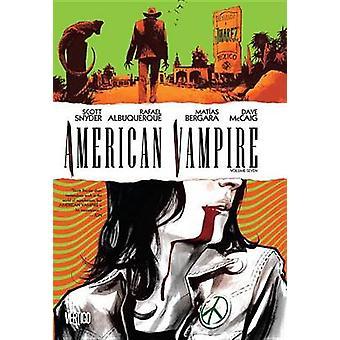 American Vampire Vol. 7 by Rafeal Albuquerque