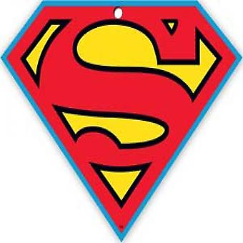 Superman Air Freshener 2-Pack
