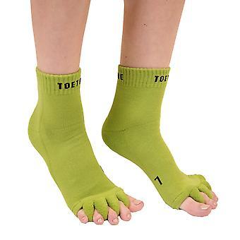 Toetoe Health Unisex Toe Separator Chaussettes d'orteil