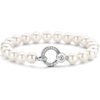 Release 2865PW - armband armband pärlemorliknande pärlor s fru