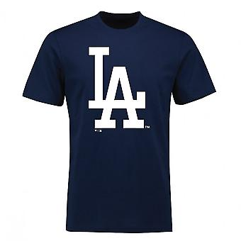 Fanatics Mlb Los Angeles Dodgers Clayton Kershaw Player Name & Number T-shirt
