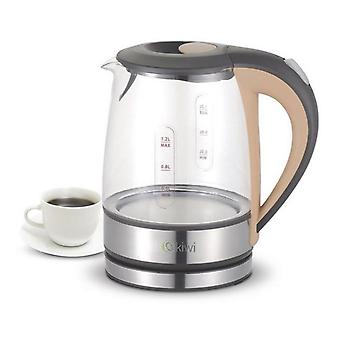 Kiwi kettle KK-3320 1.2 L 1630W Glass