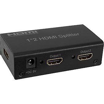 2 Port Hdmi Splitter