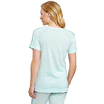 Rösch 1203209-10068 Femei&s Pure Mint Blue Loungewear Top Rösch 1203209-10068 Femei & apos;s Pure Mint Blue Loungewear Top