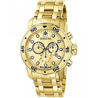 Invicta Pro diver chronograph mens watch watches 0074