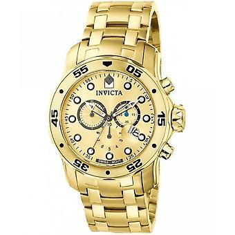 Invicta Pro diver chronograph mens watch horloges 0074