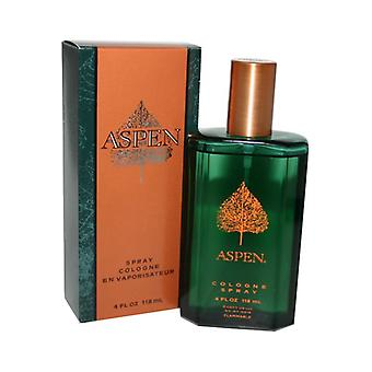 Jovan Aspen for Men Eau de Cologne Spray 118ml