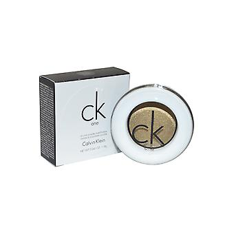 CKOne Calvin Klein Eyeshadow Ombre a Paupieres Poudre 1.18g Jaded #500