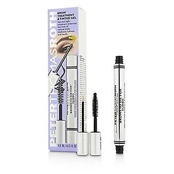 Peter Thomas Roth Brows To Die For Turbo Brow Treatment & Getinte gel 4,5 ml/0,15oz