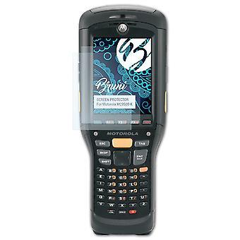 Bruni 2x näytönsuoja yhteensopiva Motorola MC9500-K suojakalvo