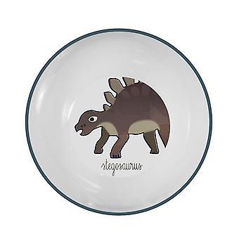 Sebra - melamine bowl - dino
