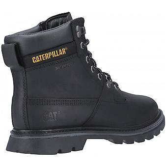 CAT Lifestyle Cat Lifestyle Ryman Waterproof Lace Up Boot Black