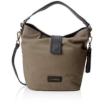 Marc O'Polo 80818064102801 Women's Green shoulder bag (Green (light olive green 421)) 18x28x36 cm (B x H x T)