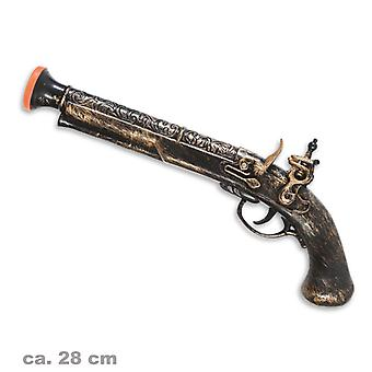 Pirate Pistol mici 28cm Stone Castle Toy Gun Seerüber Entern
