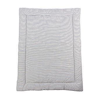 Ripeteppe Svea, hvit, 140x100 cm