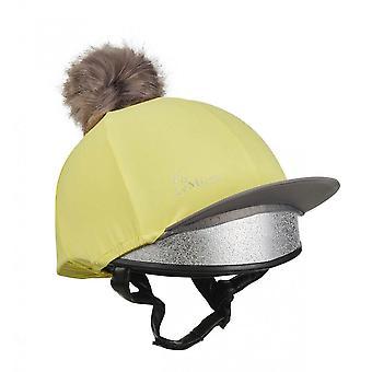 LeMieux Lemieux Pom Pom Hat Silk - Citron