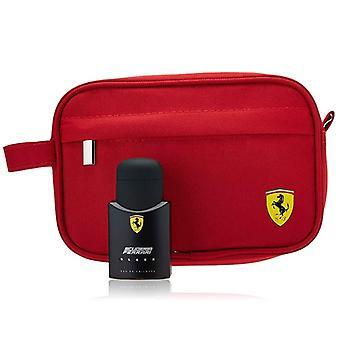 Ferrari Scuderia Ferrari Black Eau de Toilette Spray 40ml Gift Set