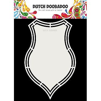 Dutch Doobadoo Dutch Shape Art Shield A5 470.713.176