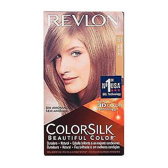 Dye No Ammonia Colorsilk Revlon Dark blonde