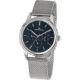 Jacques Lemans - Wristwatch - Men - Retro Classic - - 1-2061H