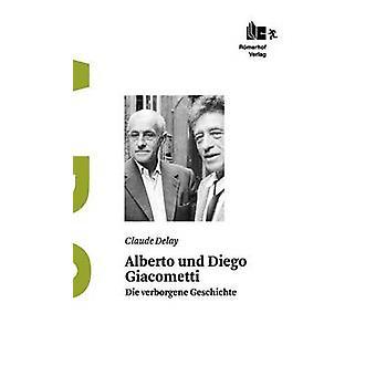 Alberto Und Diego Giacometti by Delay & Claude