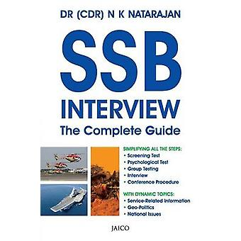 SSB Interview The Complete Guide by Natarajan & Dr. N. K.
