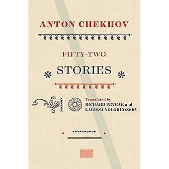 Fifty-Two Stories by Anton Chekhov - 9780525520818 Book