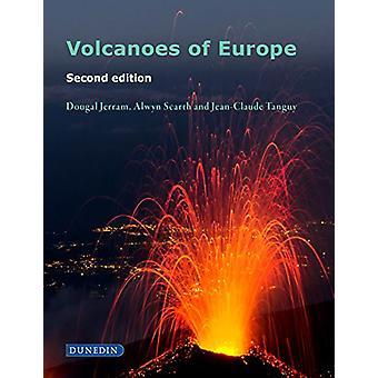Volcanoes of Europe by Dougal Jerram - 9781780460543 Book