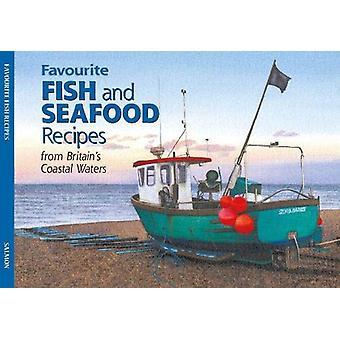 Salmon Favourite Fish and Seafood Recipes by Dorrigo - 9781906473594