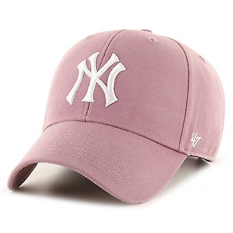 47 Brand Relaxed Fit Cap - LEGEND New York Yankees mauve