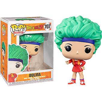 Dragon Ball Z Bulma Pop! Vinyl