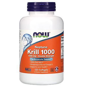 Neptune Krill 1000- 1000 mg (120 Softgels) - Jetzt Lebensmittel