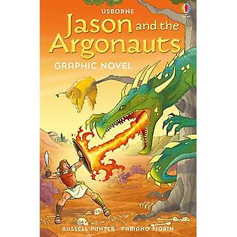 Jason and the Argonauts Graphic Novel by Russell Punter - 97814749521