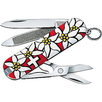 Victorinox Swiss Army Classic Edelweiss Pocket Knife