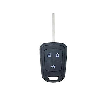 Holden Barina/Cruze/Trax 3 Button Remote Blank Key Shell/Case