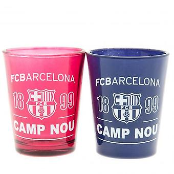 Barcelona 2pk Shot Glass Set