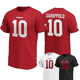סן פרנסיסקו 49ers #10 ג ' ג'ימי גראופפולו חולצת NFL