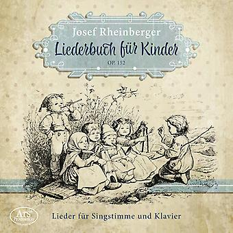Liederbuch Fur Kinder 152 [CD] USA import