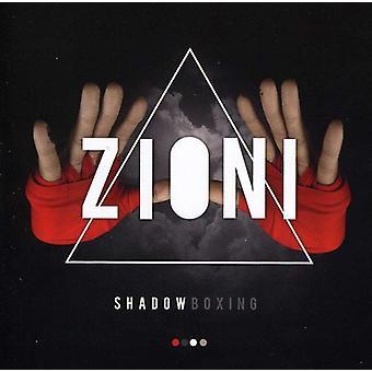 Zion importiere ich - Schattenboxen [CD]-USA