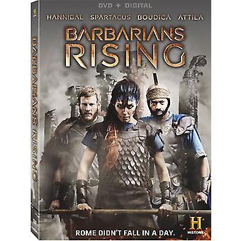 Barbarerne stiger [DVD] USA importerer