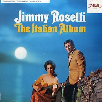 Jimmy Roselli - Italian Album [CD] USA import