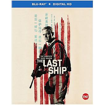 Last Ship: The Complete Third Season [Blu-ray] USA import