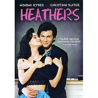 Heathers [DVD] USA import