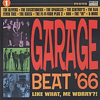 Garage Beat '66 - Vol. 1-Garage Beat '66 [CD] USA import