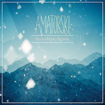 Amatorski - From Clay to Figures [CD] USA import