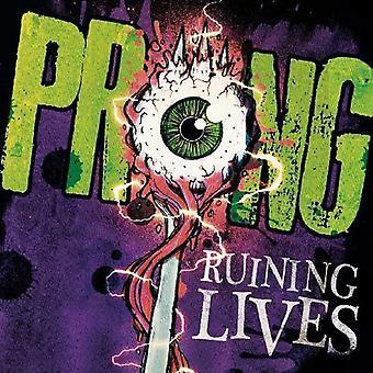 Prong - Ruining Lives [CD] USA import