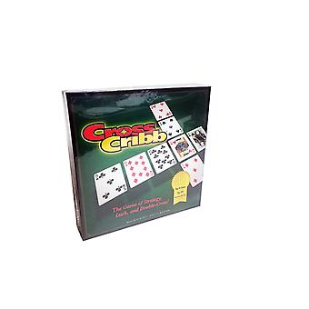 Cross cribb - the game of strategy, luck & double cross!