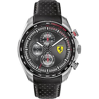 SCUDERIA FERRARI - Wristwatch - Men - 0830648 - SPEEDRACER